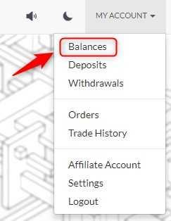CoinExchange入金方法