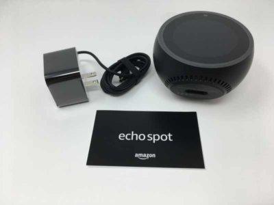 Echo Spot 付属品