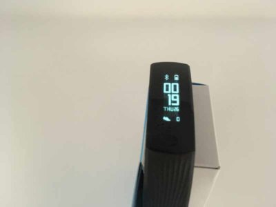 Huawei Band 2の文字盤