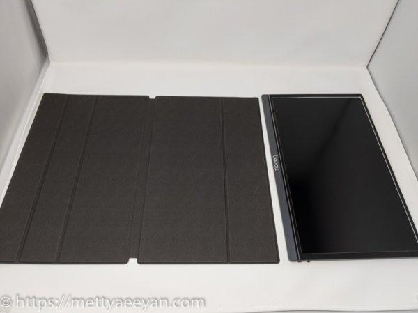 Lepow Z1の本体とカバーの画像